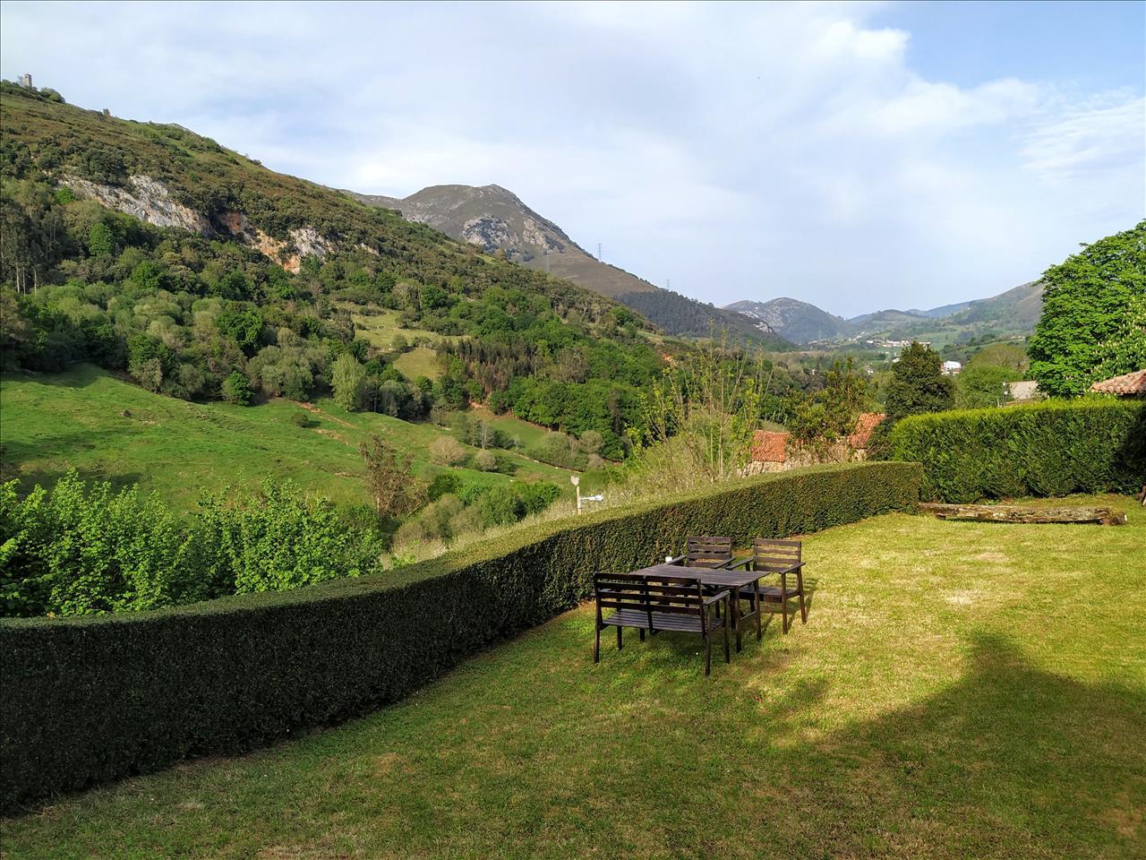 ++Verkauft++Historisches Hotel im Nationalpark Picos de Europa