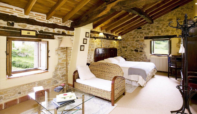 Suite A1 casa hotel posada real prado mayor piedra stone hotel business negocio Burgos Santander (1280x768)