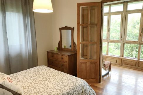 1032 casa piedra tradicional venta stone house for sale vistas montana mountain views near cangas de onis asturias northern spain bedroom