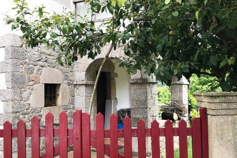 1075 casa piedra tradicional venta stone house for sale vistas montana mountain views near cangas de onis asturias northern spain