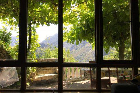 1214 casa piedra tradicional venta stone house for sale vistas montana mountain views near cangas de onis asturias northern spain