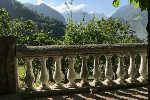 1216 casa piedra tradicional venta stone house for sale vistas montana mountain views near cangas de onis asturias northern spain