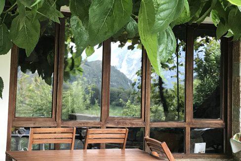 1259 casa piedra tradicional venta stone house for sale vistas montana mountain views near cangas de onis asturias northern spain
