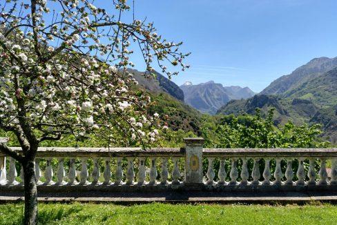 14.03.47 casa piedra tradicional venta stone house for sale vistas montana mountain views near cangas de onis asturias northern spain (2)