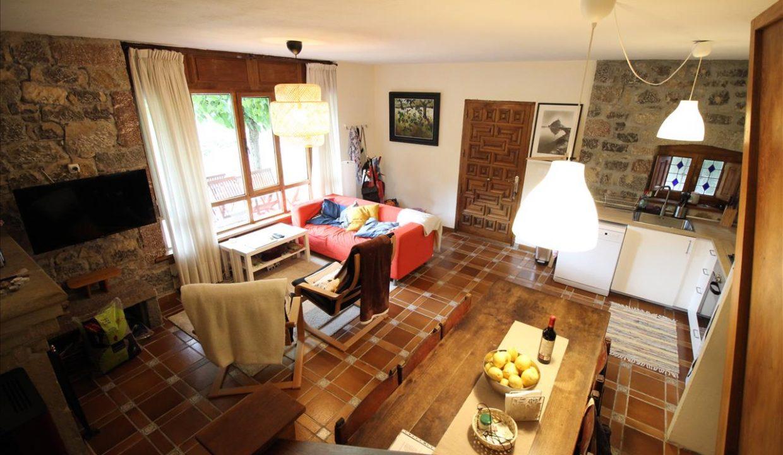 3709 casa piedra tradicional venta stone house for sale vistas montana mountain views near cangas de onis asturias northern spain salon diafono