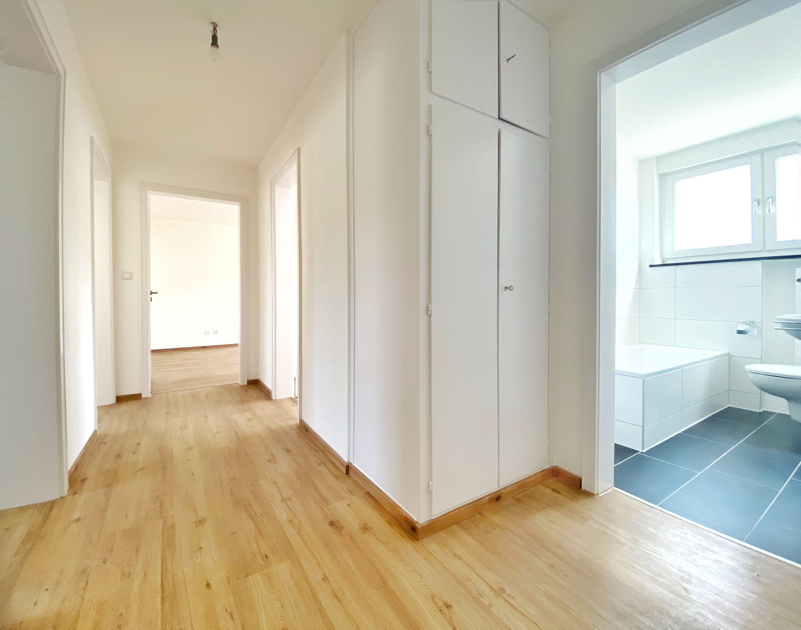 Helle 3-Zimmer Wohnung am Bodensee